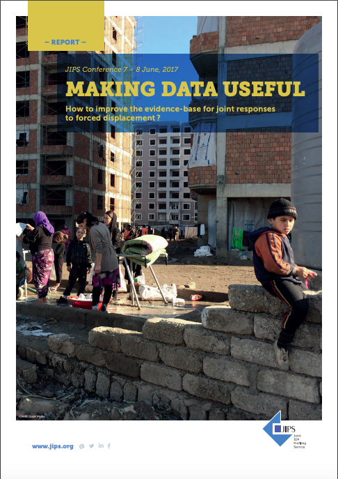 Making Data Useful: How to Improve the Evidence-Base for Joint Responses to Displacement (2017)
