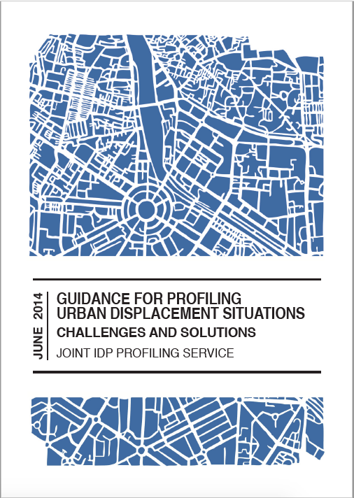 JIPS' Guidance for Profiling Urban Displacement Situations (2014)