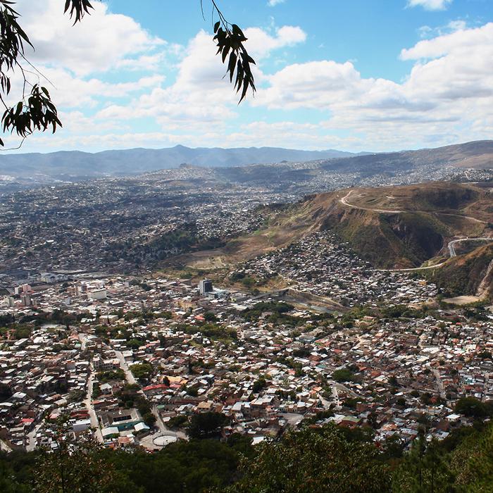 Honduras-Tegucigalpa