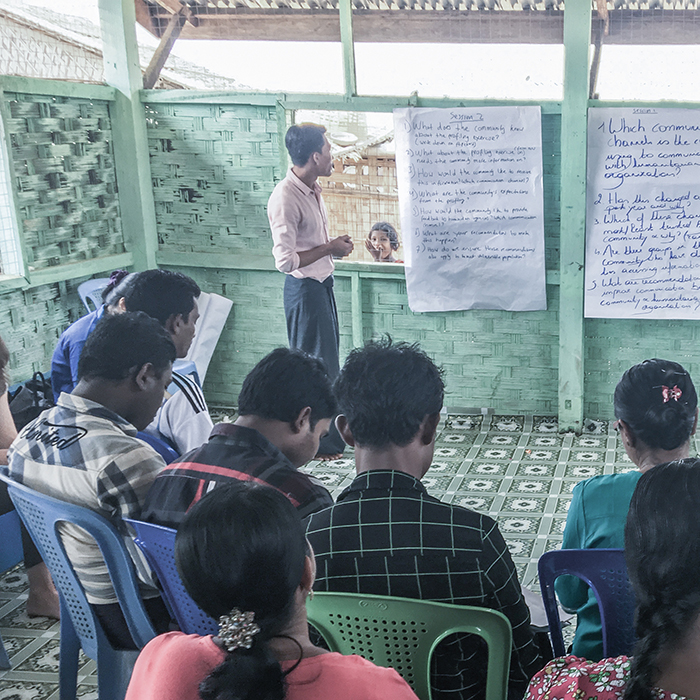 JIPS-Myanmar-Community-Workshop-2017