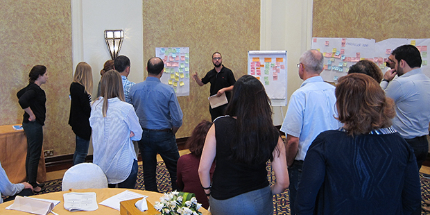 Profiling Coordination Training Through the Words of its Participants: Interview with Tarek Tamer, NRC
