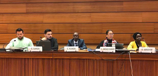 2018 Human Rights Council highlights IDP data and participation