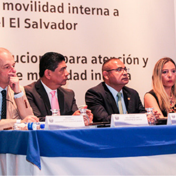 Comprehensive Evidence-Base Now Available on Displacement Caused by Violence in El Salvador