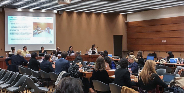 Promoting IDP participation to shape durable solutions at the Human Rights Council 2018