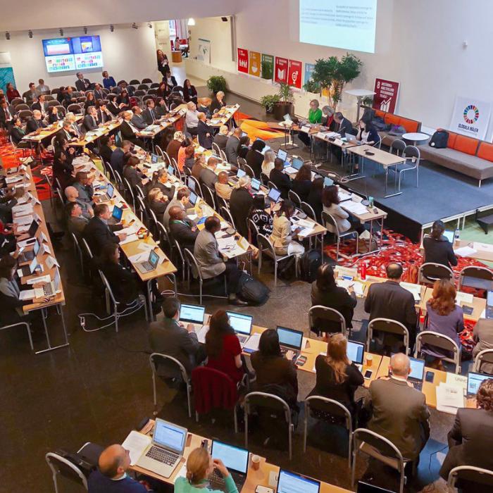 IAEG-SDGs: Leaving no one behind through disaggregated data