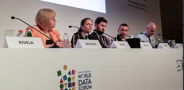 National ownership, traditional methods and new approaches to statistics production - Reflections from 2018 World Data Forum