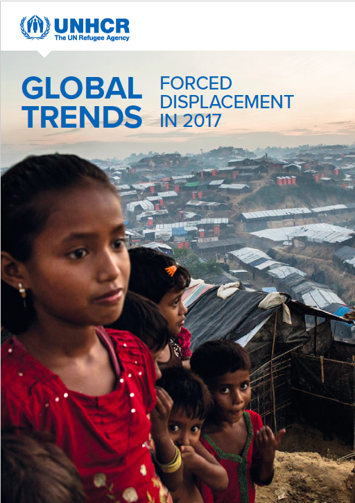 UNHCR: Global Trends Forced Displacement 2017