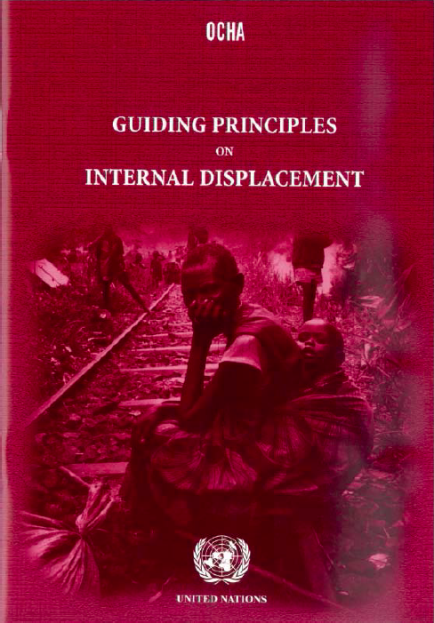 Guiding Principles on Internal Displacement (2004)