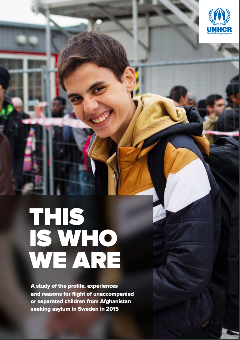 This is Who We Are: A Study of Unaccompanied Children from Afghanistan Seeking Asylum in Sweden in 2015