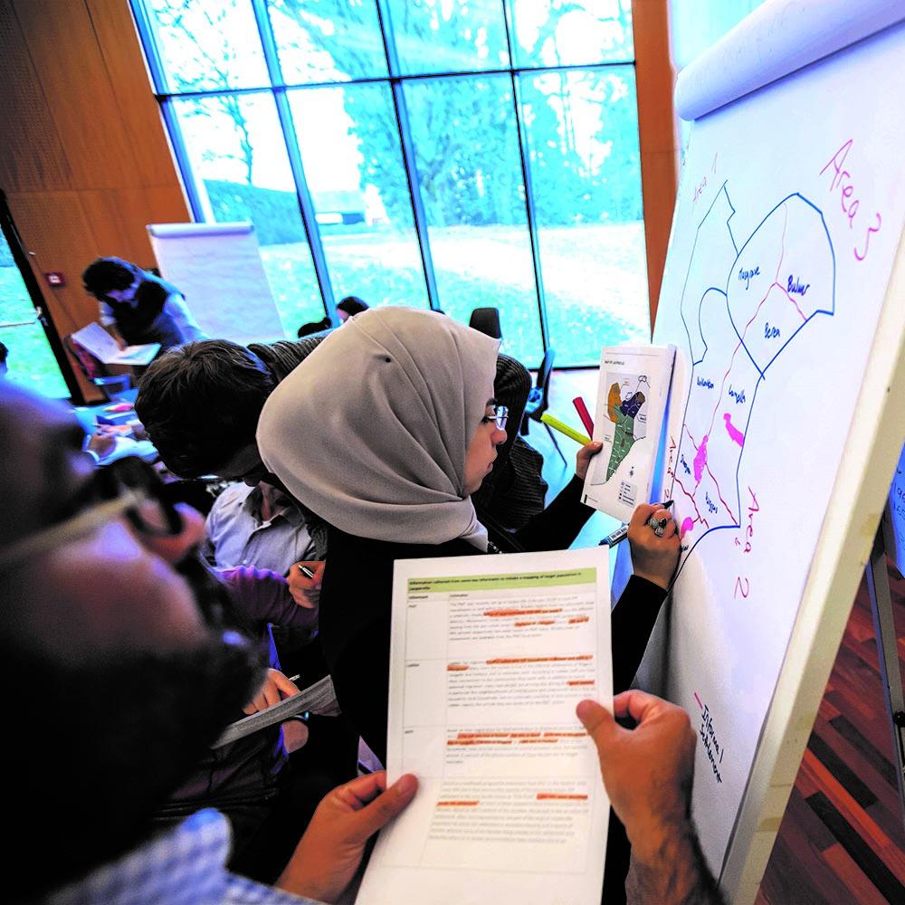 How Does Displacement Profiling Link to Neighbourhood Profiling? A Conversation with Riham Kowatly, UN-Habitat Lebanon