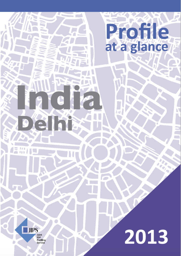 Profile At a Glance: The Use of Profiling in India (Delhi, 2018)