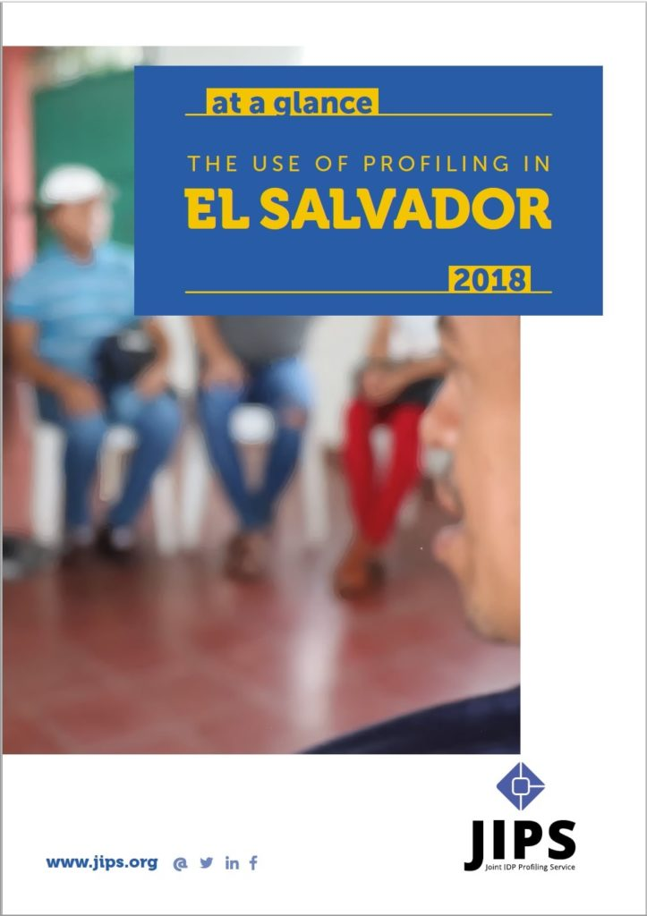 At a Glance: The Use of Profiling in El Salvador (2018)