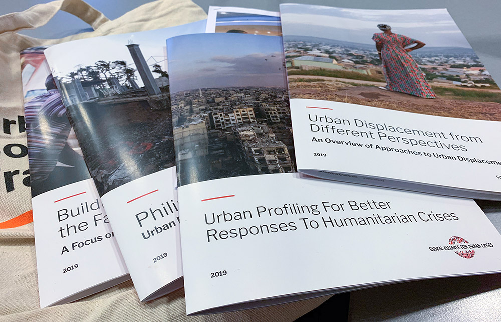 The Global Alliance Launches Key Publications for Improving Evidence & Responses to Crises in Cities