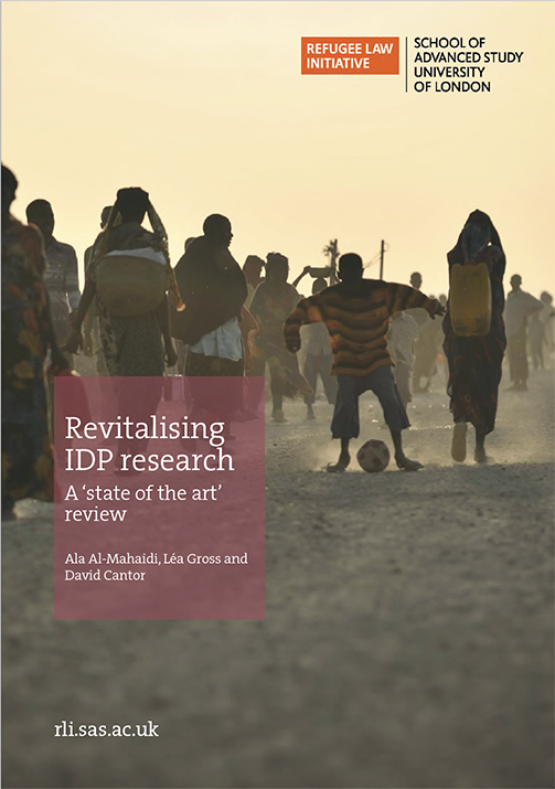 Revitalising IDP Research: A