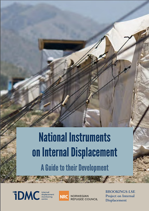 National Instruments on Internal Displacement: A Guide to their Development (IDMC, NRC, Brookings Institute; 2013)