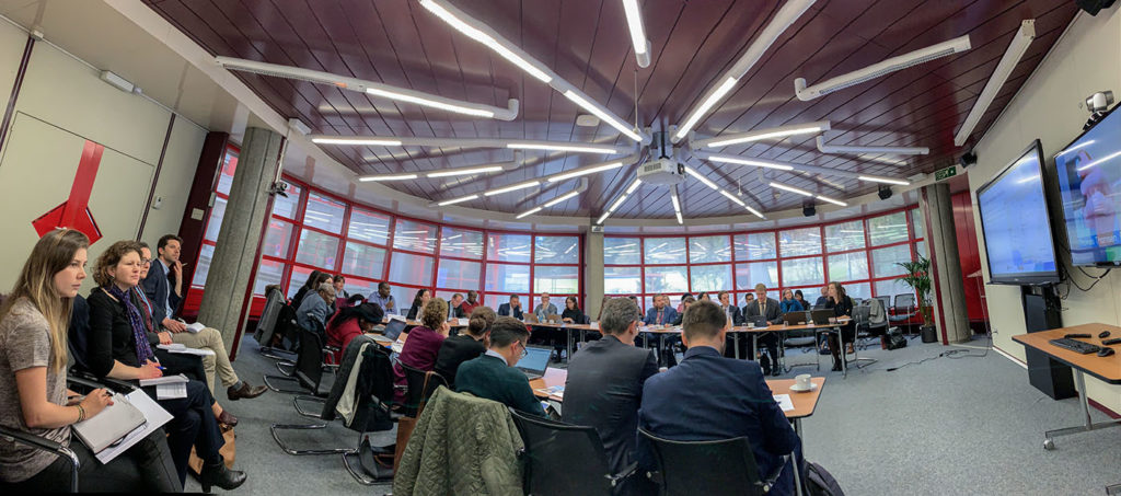 Four Key Insights from the Latest GP20 Steering Group Meeting on IDP Data (Mar 2019)