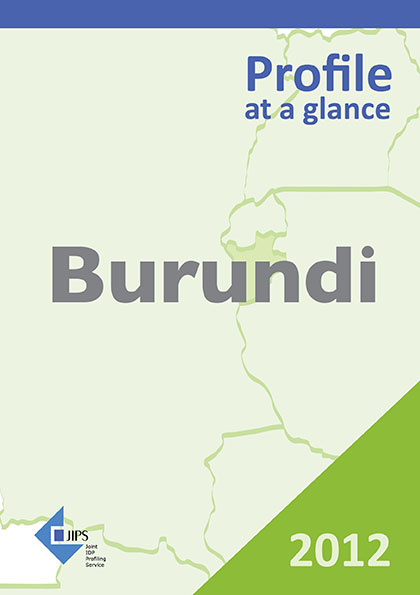 Profile at a Glance: The Use of Profiling in Burundi (2012)