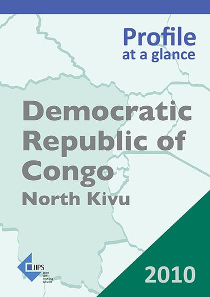 Profile at a Glance: The Use of Profiling in the Democratic Republic of Congo, North Kivu (2010)