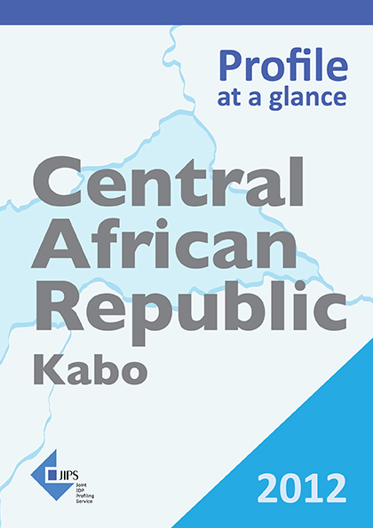 Profile At a Glance: The Use of Profiling in Kabo (Central African Republic, 2012)
