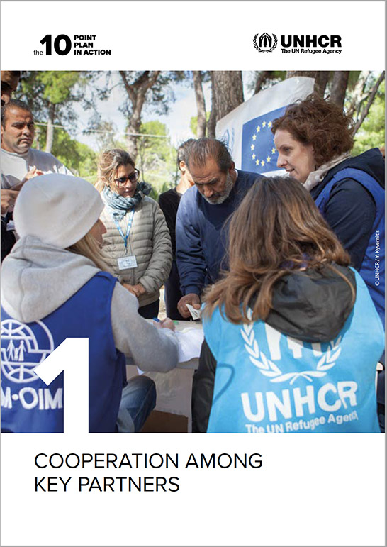 UNHCR's 10 Point Plan of Action on Refugee Protection and Mixed Movements (2017)