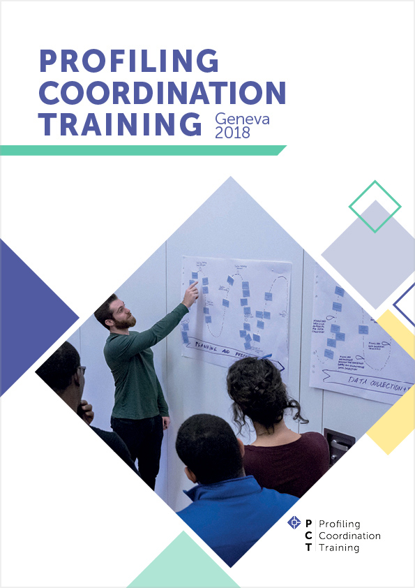 Report from the Profiling Coordination Training in Switzerland (2018)