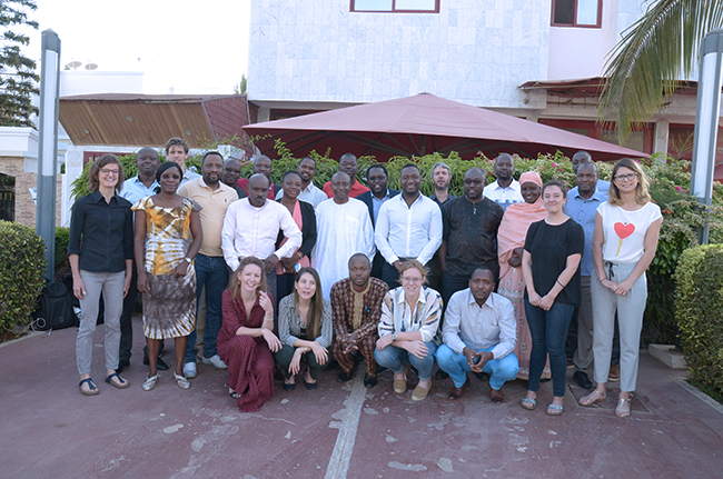 Our First French-Language Profiling Coordination Training in Dakar, Senegal