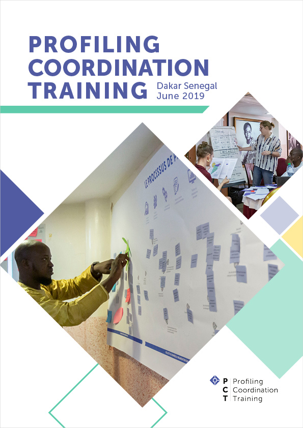 Report from the Profiling Coordination Training in Dakar, Senegal (2019)