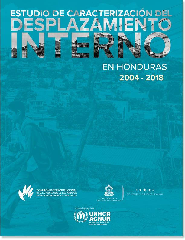 Estudio de Caracterización des Desplazamiento Interno en Honduras 2004-2018