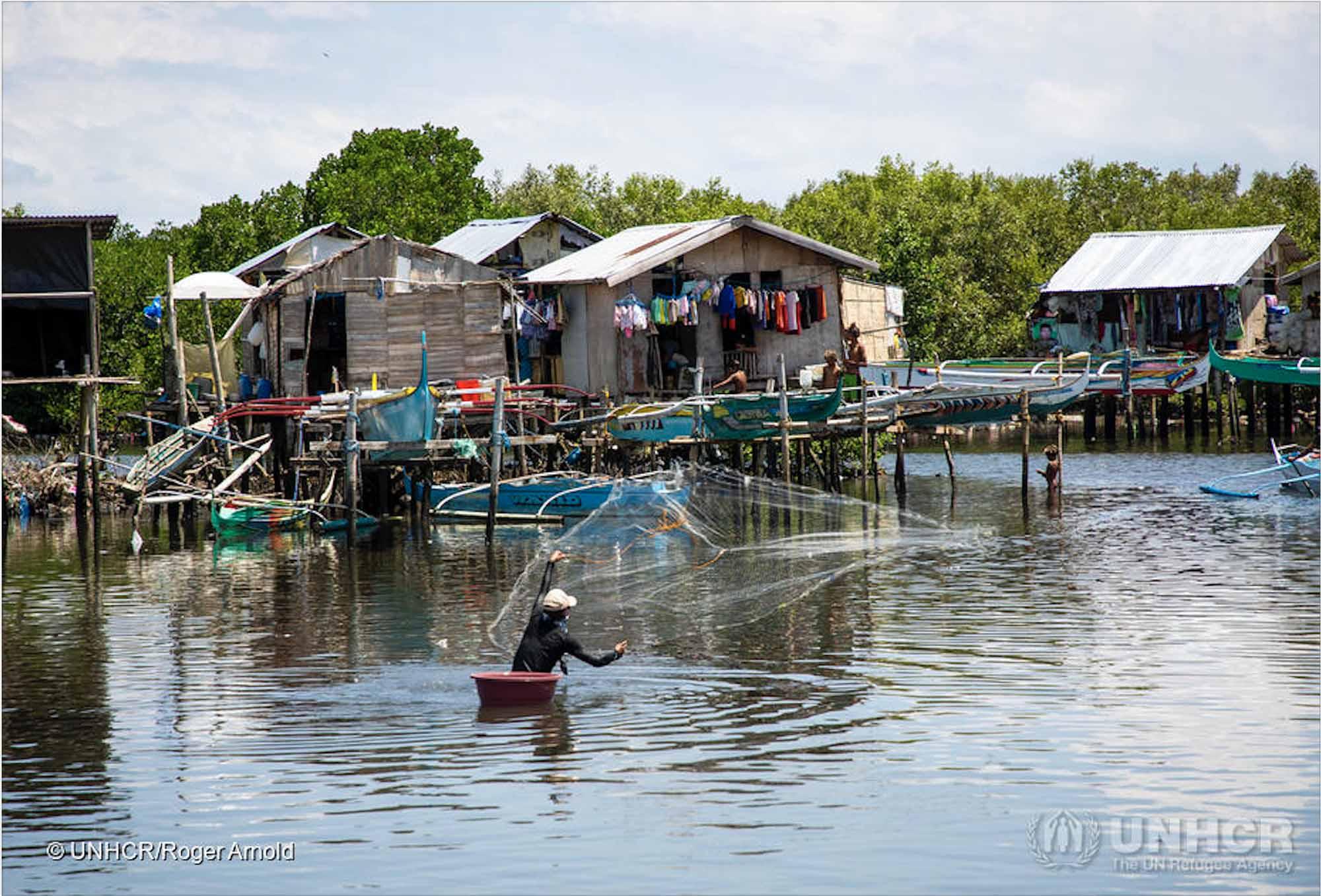 RF2247578_Philippines Stateless 2019 Sama Bajau Daily life 029 - Credit UNHCR-2