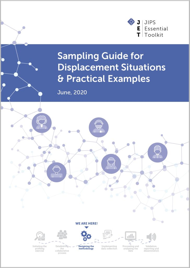 Sampling Guide for Displacement Situations & Practical Examples (JIPS, June 2020)