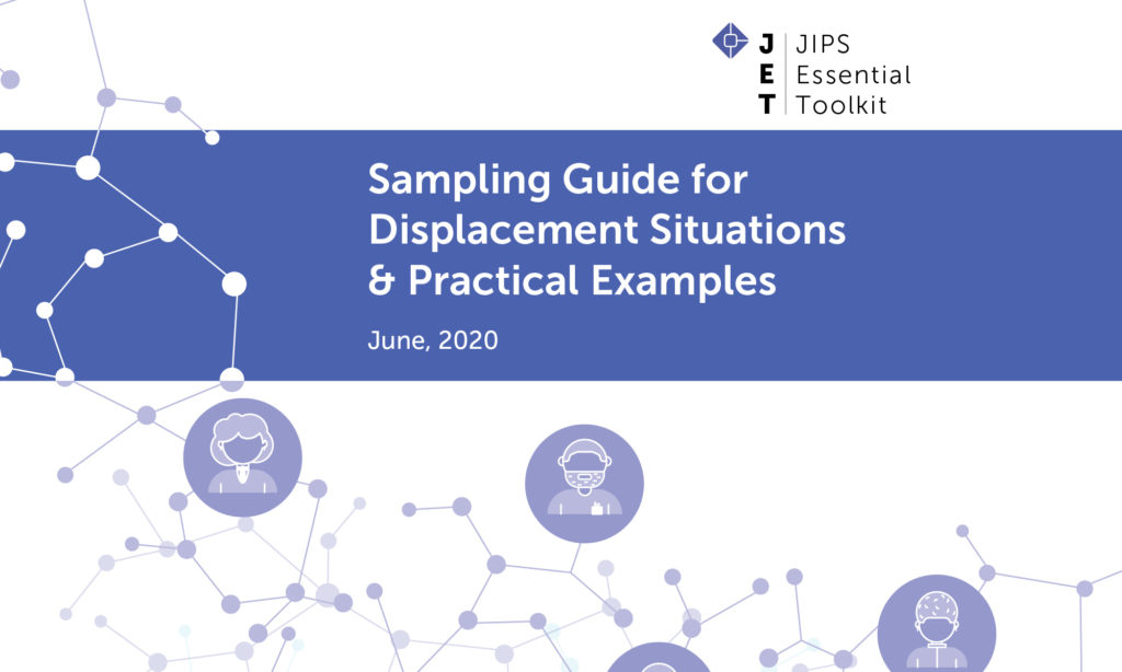 Sampling Guide for Displacement Situations: Choosing & Planning Your Approach