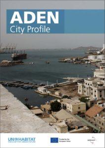 Cover image of the Aden City Profile (UN-Habitat, 2020)