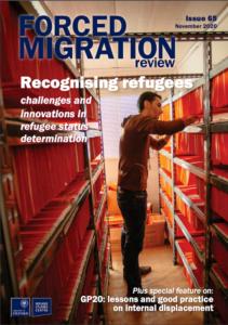 Screenshot of report cover