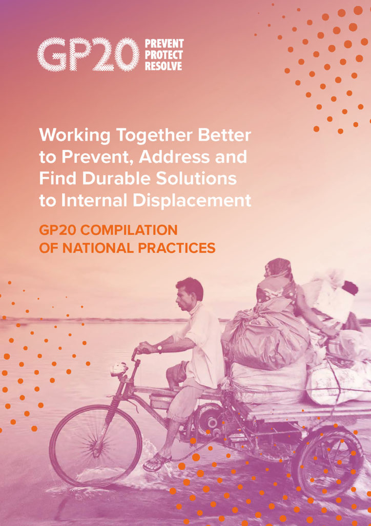 GP20 Compilation of National Practices to Prevent, Address & Find Durable Solutions to Internal Displacement (Nov 2020)