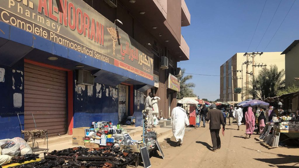 Anchoring Collaboration on Solutions at the National & Local Levels: Update on our Support in Sudan