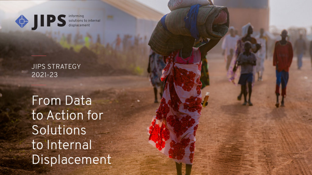 JIPS' Partner Event 2021: Transforming Data into Action for Solutions to Internal Displacement