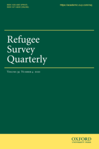Cover of the RSQ publication