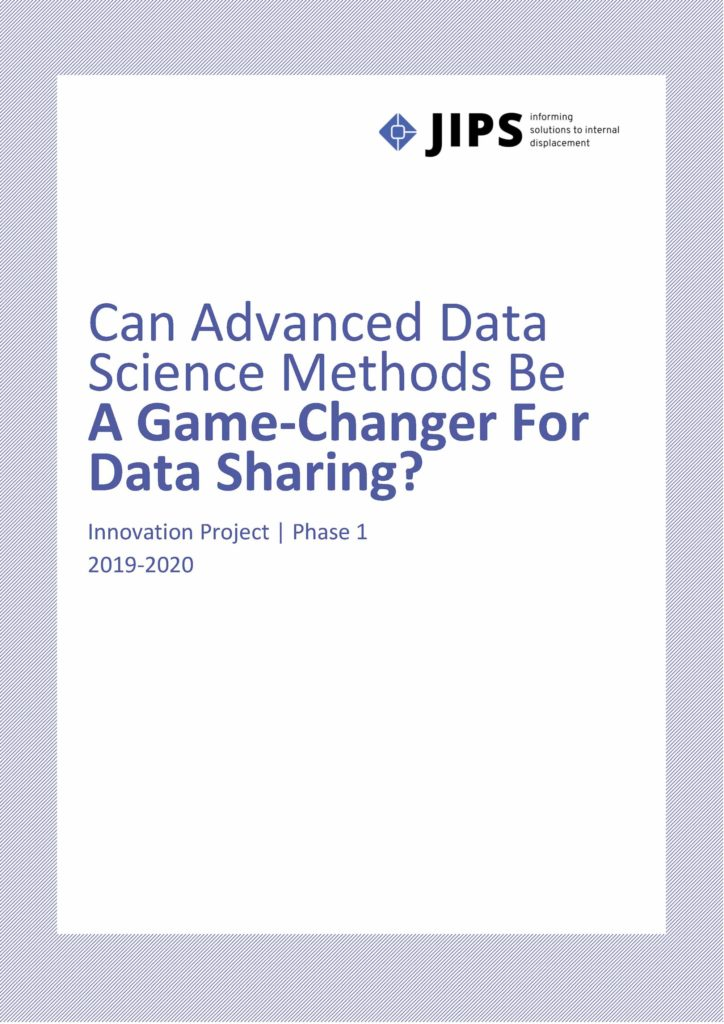 The Innovation Project: Can Advanced Data Science Methods Be a Game-Changer For Data Sharing?