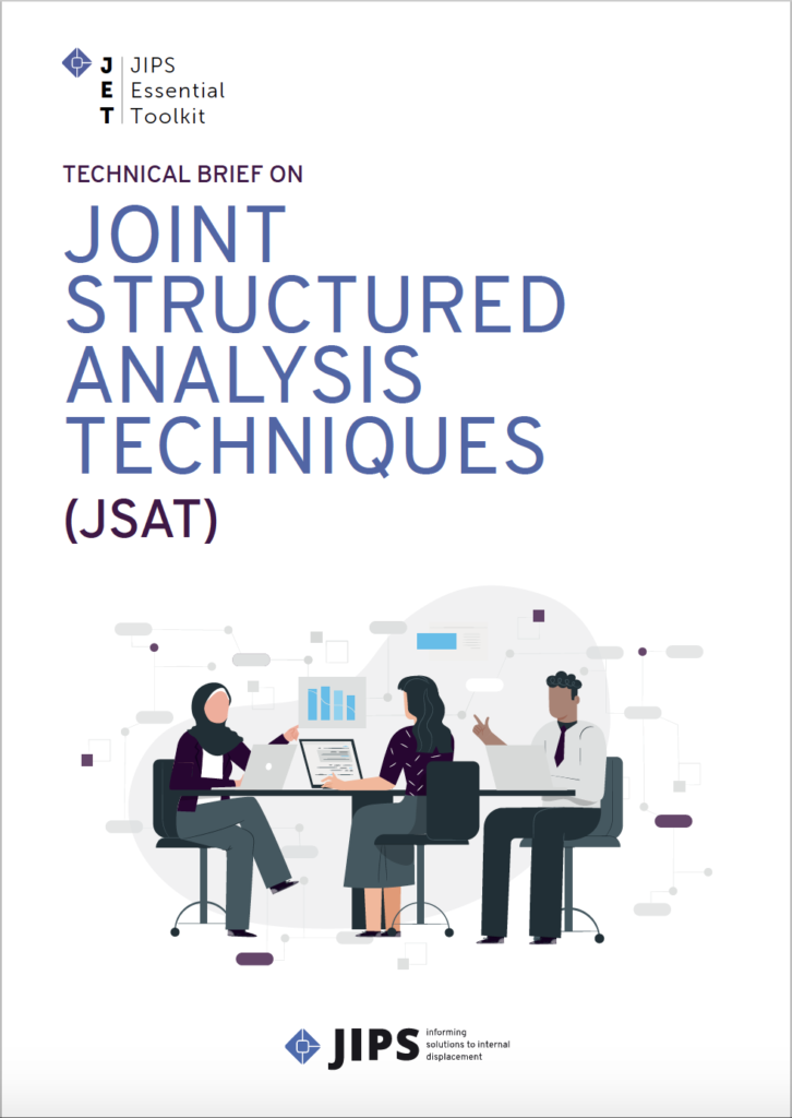 Technical Brief on Joint Structured Analysis Techniques (JSAT; JIPS, 2021)